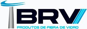 Logotipo BRV Produtos em Fibra de Vidro